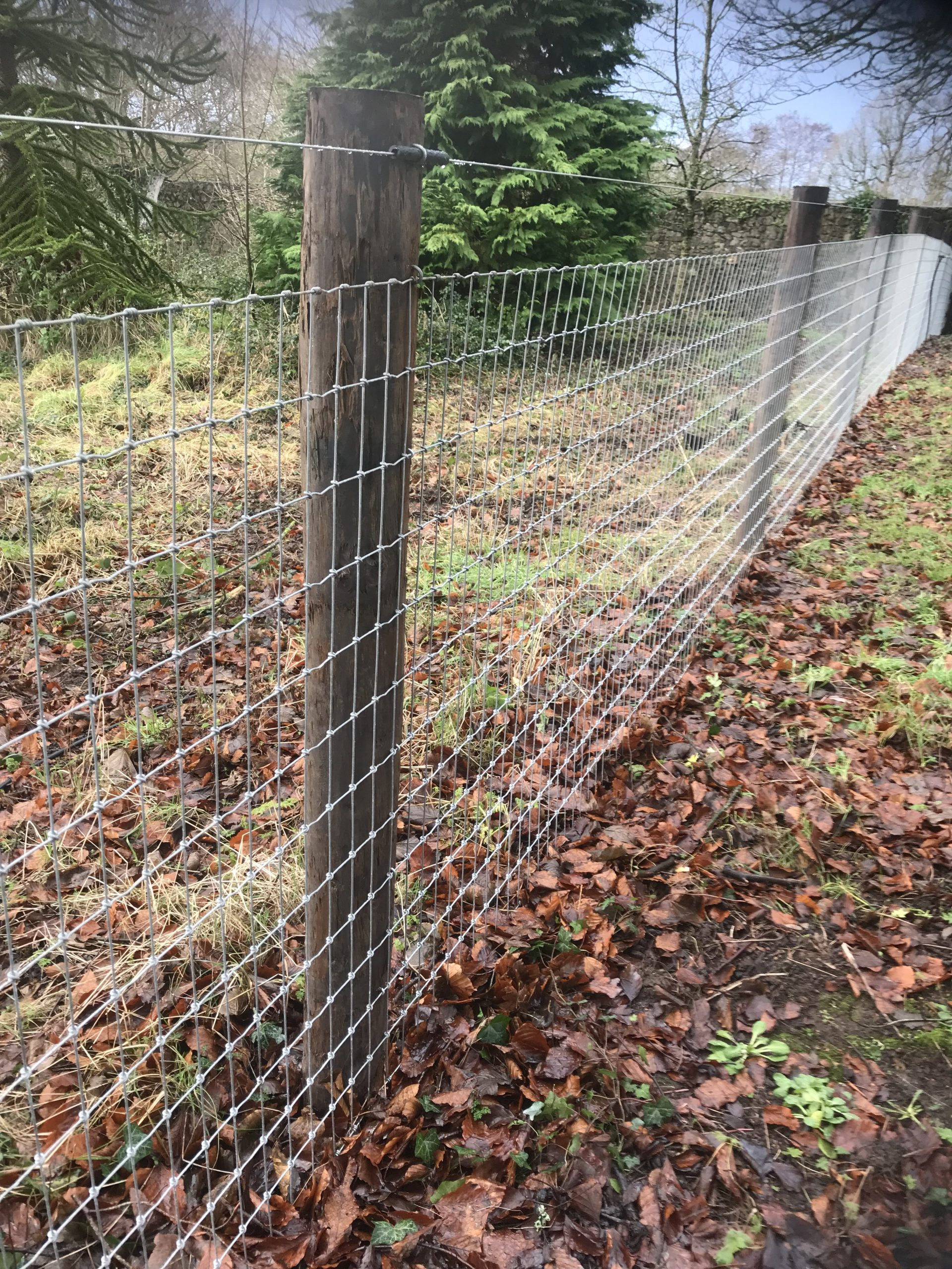 mesh-fencing-house