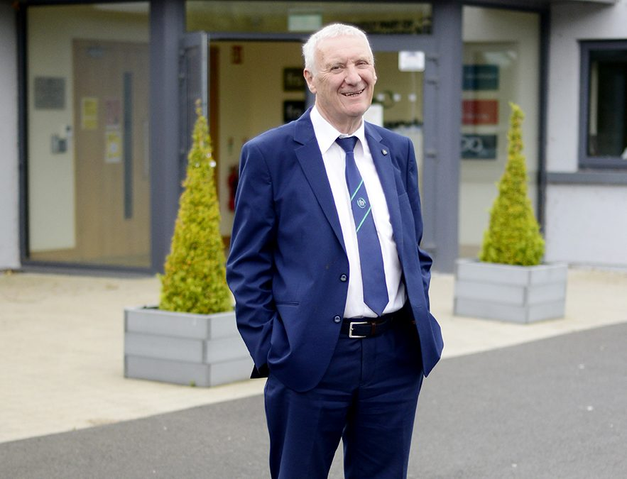 Peter Byrne to Retire as CEO of FRS Network Next Year