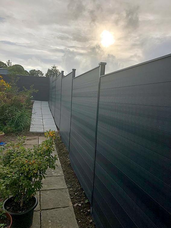 Duraspost fencing